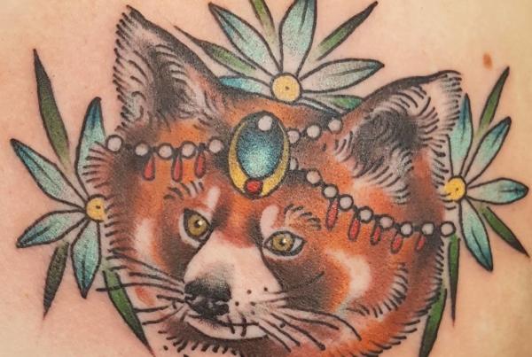 Red Panda for Nicola!