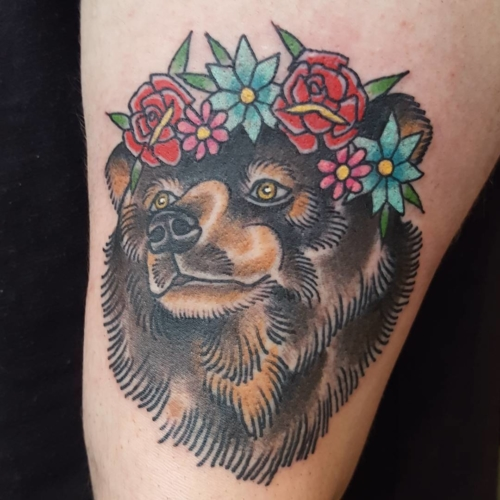 Lana Del Bear for Frances!
