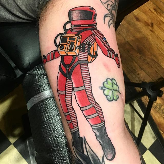 2001 Space Odyssey tattoo for Phil🙌🏼#steadfasttattoo . . . . . ((¥)) #2001spaceodyssey #tattoos #btattooing #blackworkerssubmission #iblackwork #blackwork #blackworkers #inkstinctsubmission #blacktraditionals #BLACKTATTOOMAG #blxckink #tttism #TTTpublishing #greatattoo #blackflashwork #TattooLife #darkartists #blackworkershero #wiilsubmission #traditionaltattoo #onlythedarkest #blackandgrey #occultarcana #tattoolife #oldlines #TAOT #nowash #FORMink