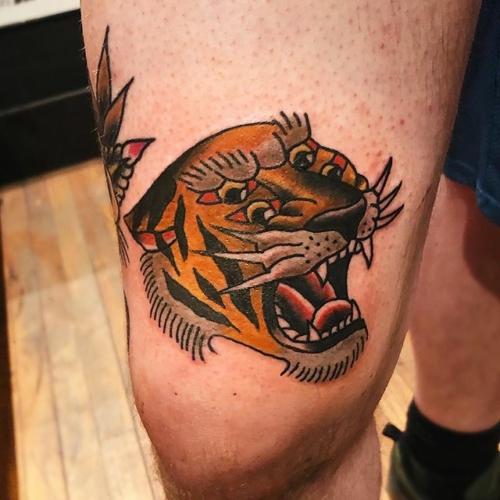 4 eyed tiger 🐅